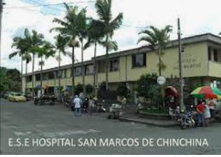 los médicos especialistas del Hospital San Marcos de Chinchiná