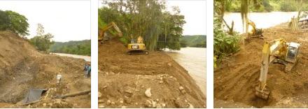 Corpocaldas emite recomendaciones para la restauración ambiental del área intervenida durante el rescate de los 11 mineros