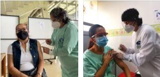 ¡En Rionegro se han aplicado 20.517 dosis de vacuna contra el Covid y estamos a la espera de las nuevas entregas!