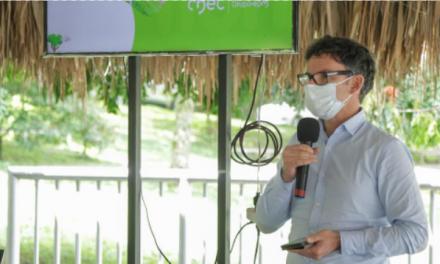 Inficaldas y CHEC buscan alianzas estratégicas para el desarrollo de proyectos energéticos en Caldas.