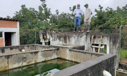 Secretaría de Agricultura busca opciones de protección y reforestación de los nacimientos de agua en las veredas