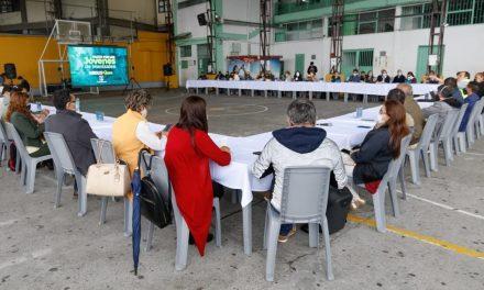 En mesa de diálogo, rectores de los colegios y alcalde dialogaron sobre el regreso a clases en el segundo semestre del año