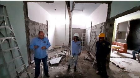 MÁS DE $1.390 MILLONES ENTREGAN EL GOBIERNO DE CALDAS Y LA DIRECCIÓN TERRITORIAL DE SALUD A LA ESE FELIPE SUÁREZ DE SALAMINA PARA MEJORAMIENTO DE INFRAESTRUCTURA HOSPITALARIA