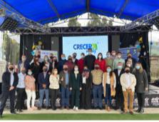 El programa Crecer Más entrenó y graduó empresas de 18 municipios de Caldas