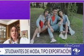 Seis estudiantes de Moda e Indumentaria de LCI Bogotá, viajarán  al Fashionholic Week de Monterrey