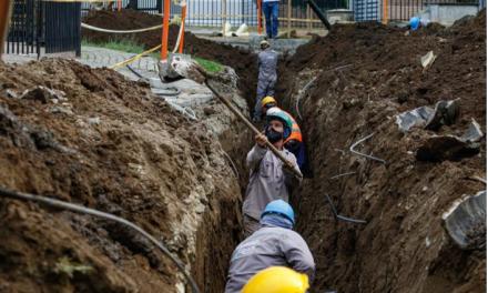 Avanzan obras de reparación de vías en Manizales