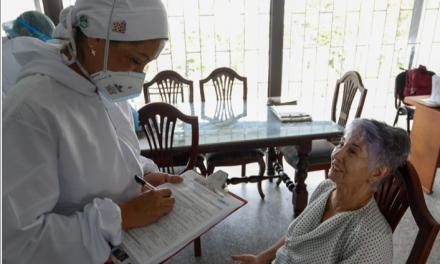 Con toma de muestras PCR, Secretaría de Salud monitorea los Centro de Protección del Adulto Mayor