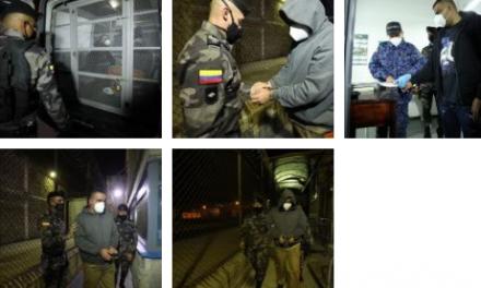 Por primera vez Extraditados miembros del ELN a los Estados Unidos