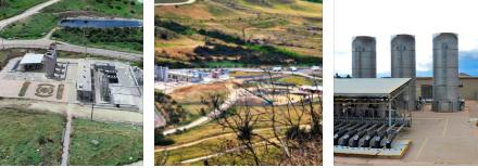 Relleno Sanitario Doña Juana produce energía a través de los residuos acumulados por años