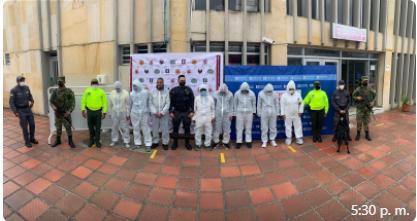 Autoridades logran nuevo golpe contra las economías ilícitas en Caldas