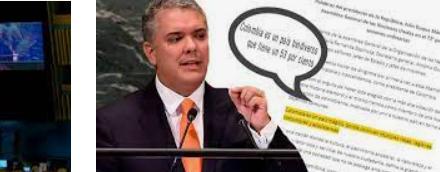 Discurso del Presidente de la República de Colombia, Iván Duque Márquez, ante la Asamblea General de las Naciones Unidas en el periodo 76° de sesiones ordinarias.  EQUIDAD PARA LA POBLACIÓN, LA SOSTENIBILIDADY LA REACTIVACIÓN RESILIENTE
