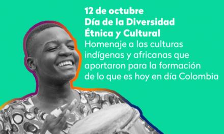 El 12 de octubre ya no será el Día de la Raza: MinCultura